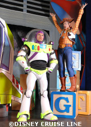 Toy Story the Musical Buzz and Woody
