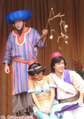 Aladdin And Jasmine S Storytale Adventures Disneyland