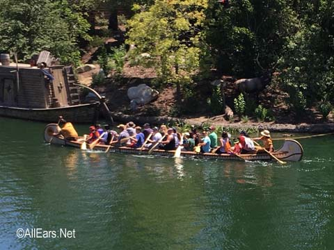 Davy Crockett Canoes
