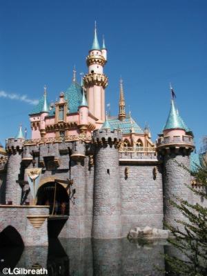 Sleeping Beauty Castle Fantasyland Disneyland Sleeping Beauty Castle