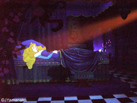 Sleeping Beauty tableau