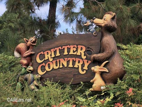 Critter Country -- Disneyland - AllEars.Net
