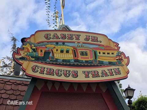 Casey Jr. Train