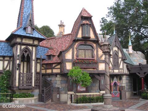 Fantasy Faire Fantasyland Disneyland Princess Fantasy Faire