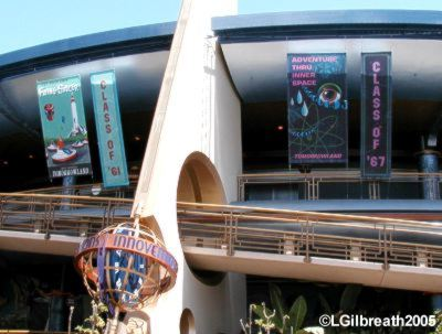 Innoventions Disneyland Allears Net