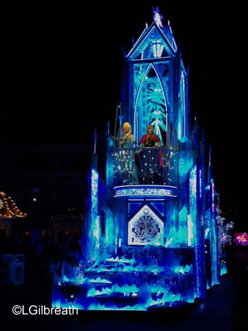 Paint the Night Anna and Elsa Frozen