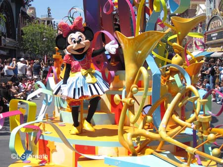 Soundsational Minnie