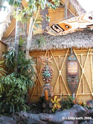 Tiki Room Garden