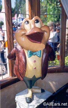 Mr. Toad at Disneyland