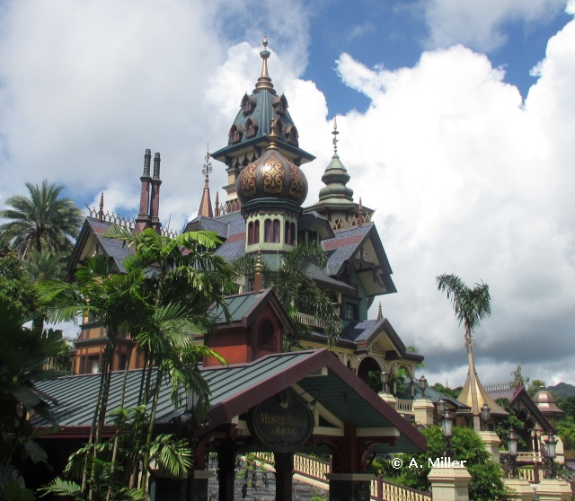 Hong Kong Disneyland Mystic Manor