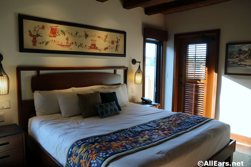 Bora Bora Bungalow DVC Polynesian Village Resort Photos/Video