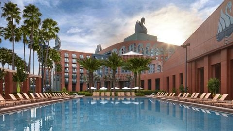 Celebrate Super Bowl with Offer from Walt Disney World Swan and Dolphin