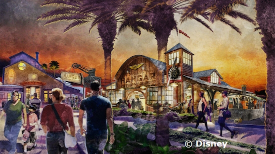 Indiana-Jones Themed Lounge Coming to Downtown Disney