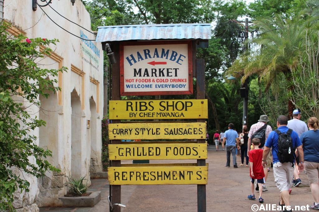 The Harambe Market in Africa is Open