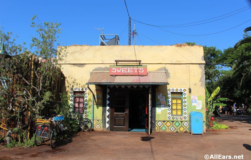 Zuri's Sweets Shop Now Open in Animal Kingdom
