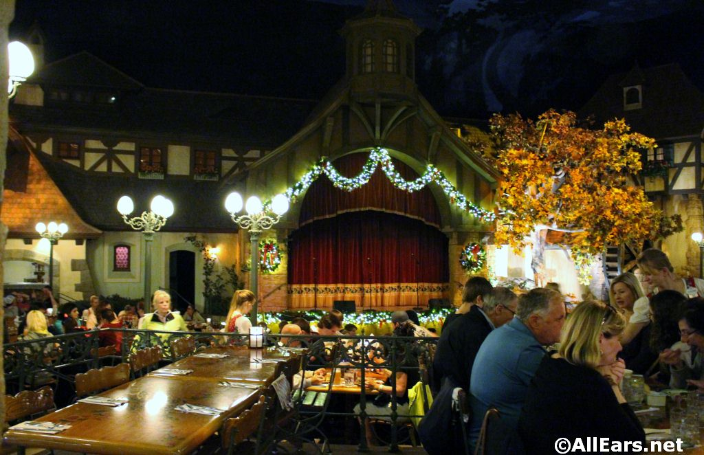 Biergarten Menus, Food and Location Photos