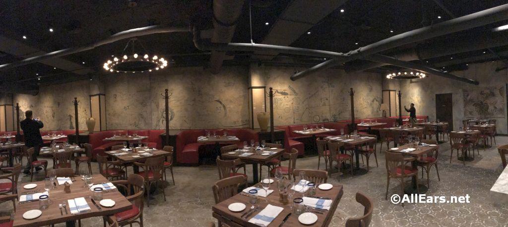 Enzo's Hideaway Tunnel Bar Now Open
