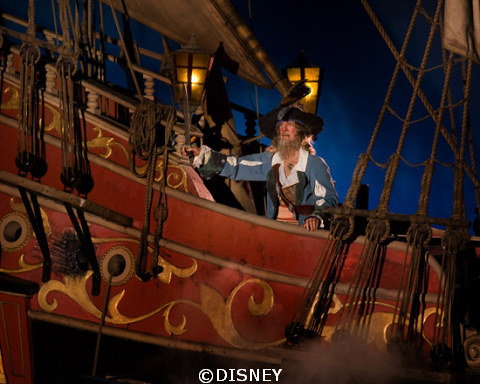 Changes Ahoy for Pirates of the Caribbean