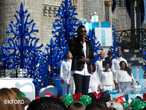 Christmas Specials Start Taping on Nov. 3