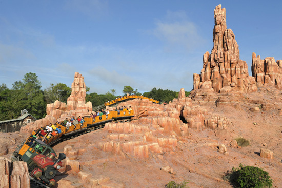 Big Thunder Mountain Railroad to Get Interactive Queue