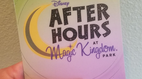 More Disney After Hours Dates Added for Magic Kingdom!