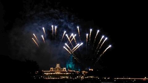 Ferrytale Fireworks Cruise Returns in December