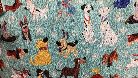Disney Christmas and Dogs Dooney and Bourke Collections