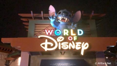 World of Disney Renovation Update