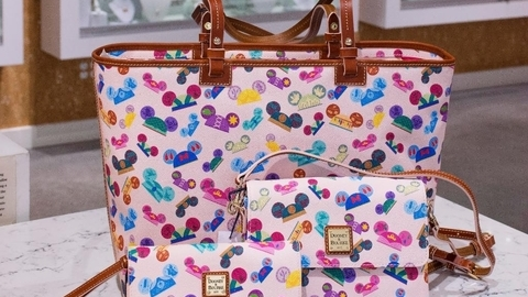 Newest Dooney and Bourke Bags Now at Disney Springs!