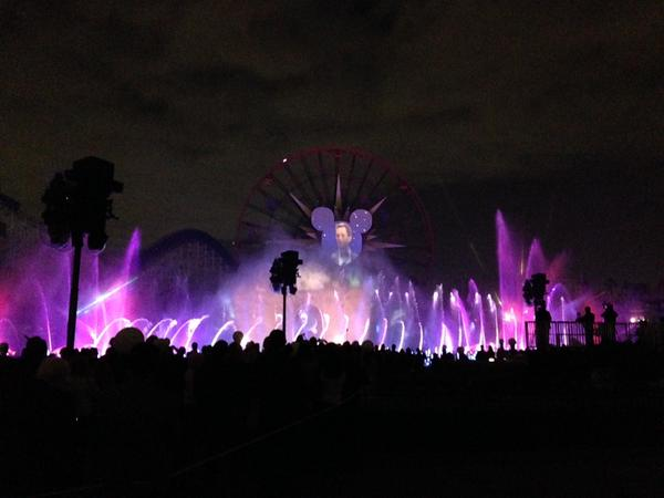 World of Color Celebrate VIDEO