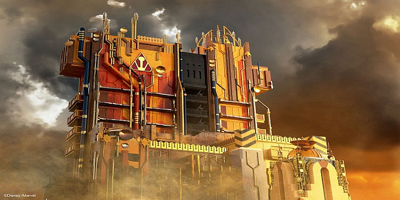 Disneyland Debuts a New Universe of Fun Guardians of the Galaxy Mission: BREAKOUT