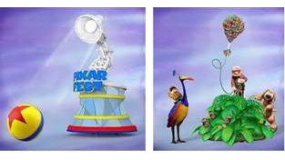 Pixar Play Parade Returns with New Elements