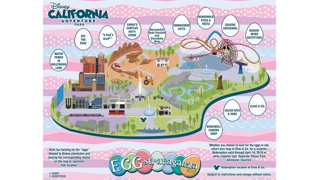Egg-stravaganza Returns to Disneyland Resort March 16-April 1, 2018