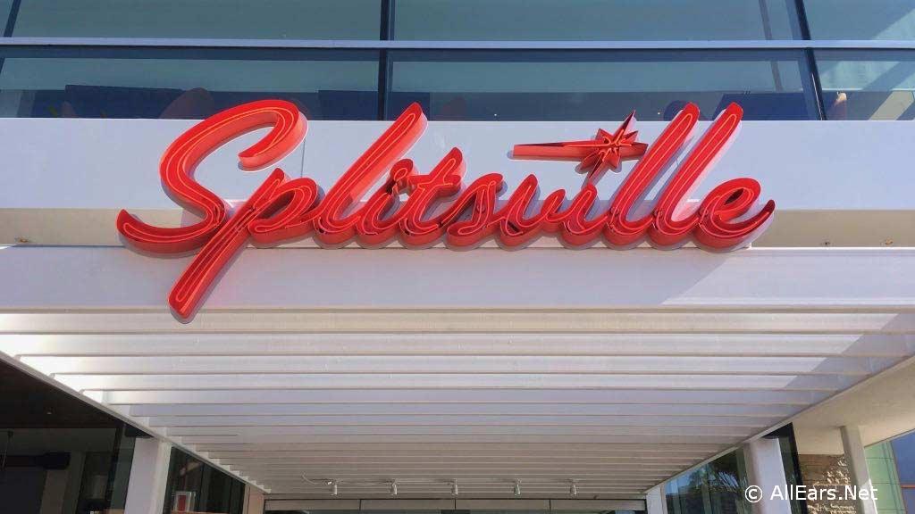 Disneyland Resort's Splitsville Offering Bowling Packages