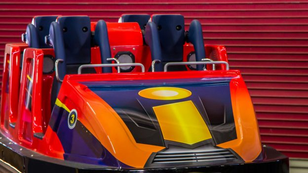 First Look at the New Incredicoaster Trains
