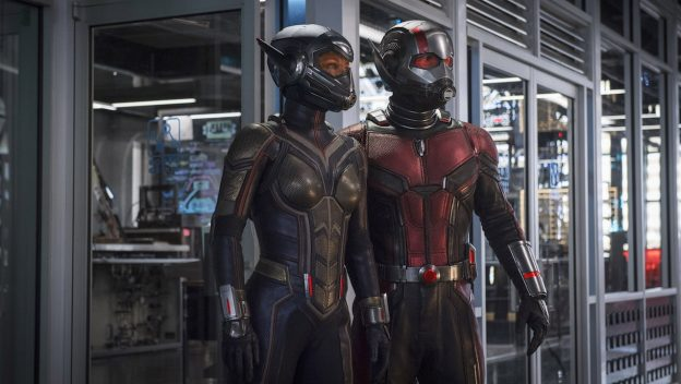 "Disneyland Sneak Preview of ""Ant-Man and The Wasp"""