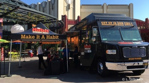 Food Trucks Debut at Disneyland's Downtown Disney District