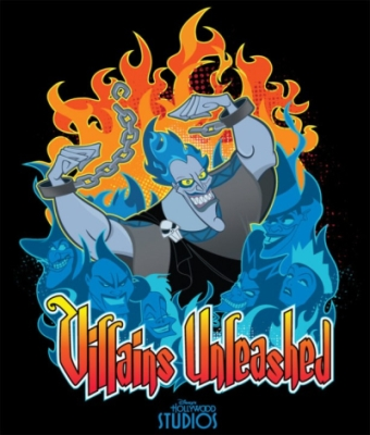 Villains Unleashed at Disney's Hollywood Studios 8/23/14
