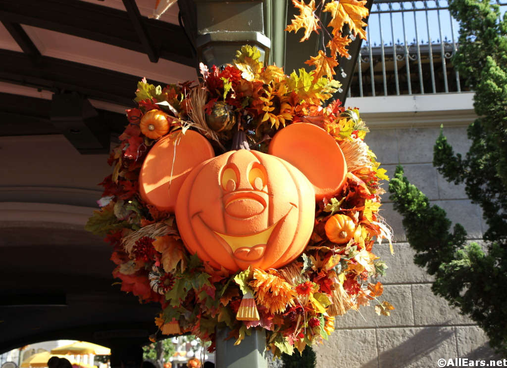 Mickey's Not So Scary Halloween Party Starts September 1st