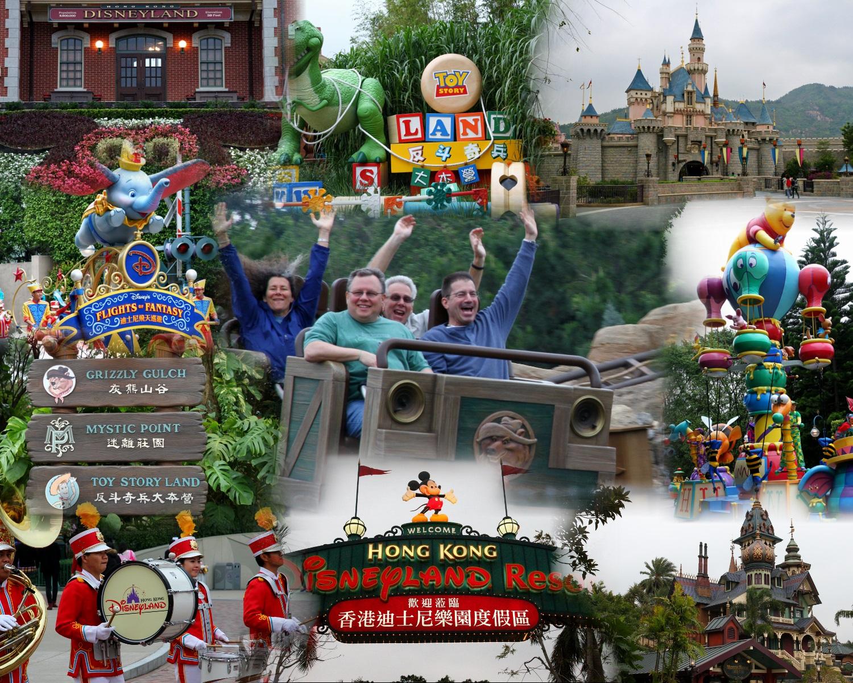 Happy Birthday Hong Kong Disneyland