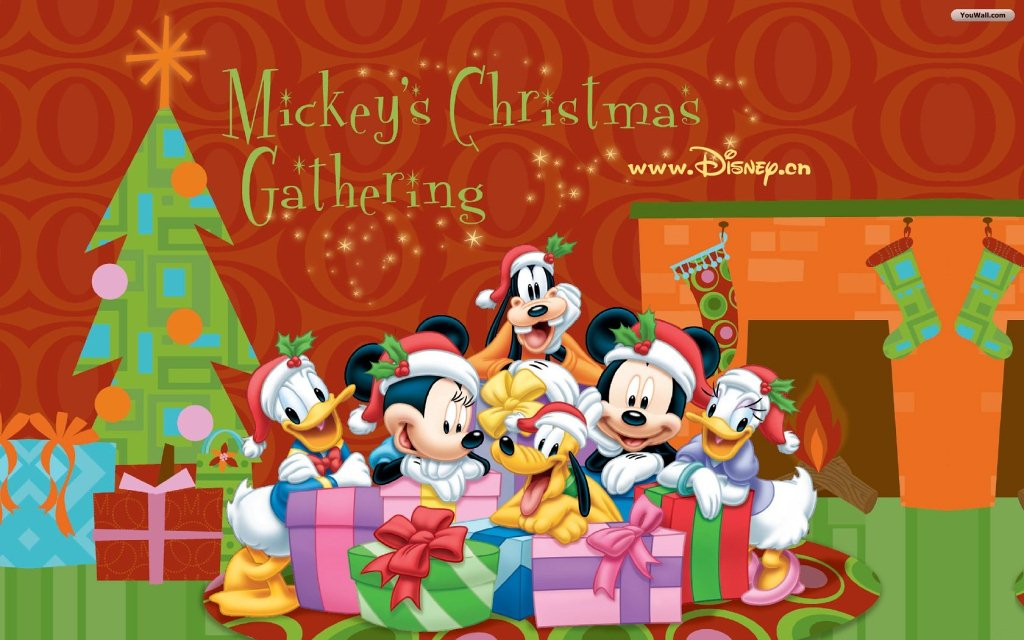 Holidays Around Walt Disney World