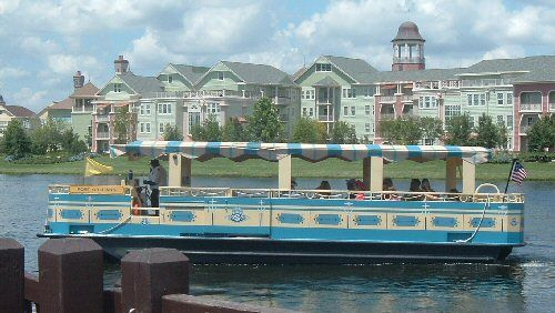 Disney Springs Boat Dock Reopens