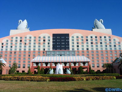 Resort Services Package Price Increases at Swan and Dolphin