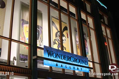 Special Artist Appearances Announced for WonderGround Gallery