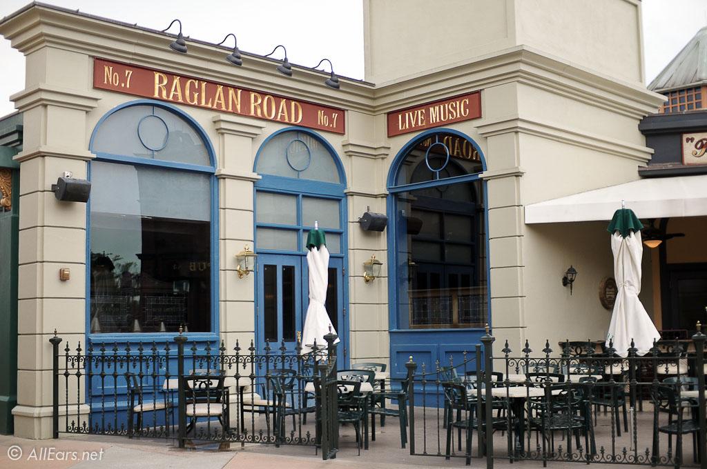 Autumn Themed Cuisine Featured at Raglan Road
