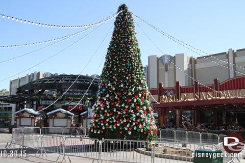 Holiday Season at Disneyland Begins November 13