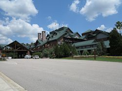Wilderness Lodge Construction in Full Swing