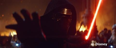 Kylo Ren Joins Star Wars Launch Bay