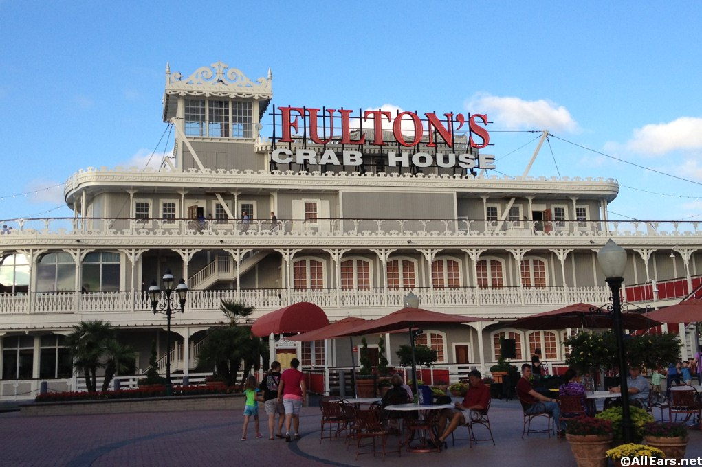Fulton's Crab House Adds Sunday Brunch Menu