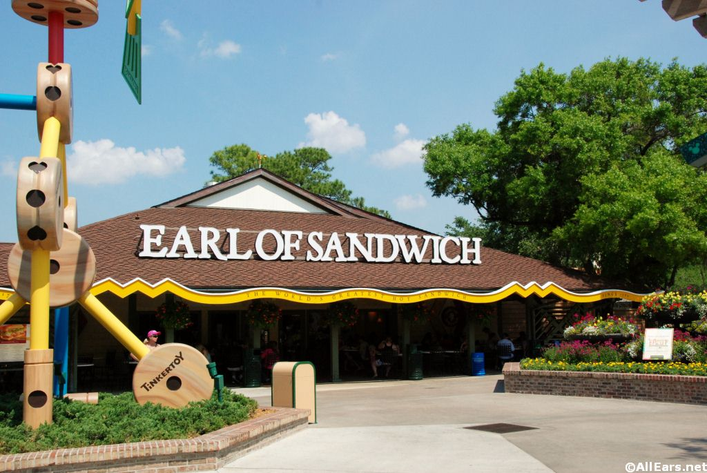 """Skinny Earl"" Options Coming to Earl of Sandwich"